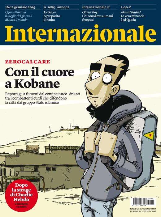 """""""Con il cuore a Kobane""""#recensione"""